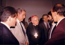 Inaguración del templo por el Arzobispo D. José Delicado Baeza