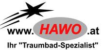 HAWO Sanitärhomepage