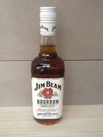JIM BEAM Bourb. Whisky 0,7 L