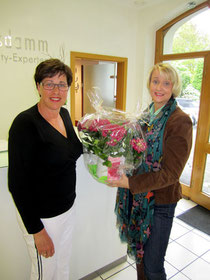 Das RUN gratuliert Ute Börsdamm zum 20-jährigen Bestehen