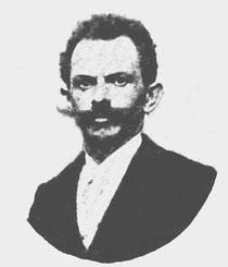 Hugo Müller um 1900