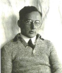 Dr. Ernst Kurtz, um 1928, Foto H. Gehrke [7]