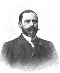 Paul Aßmann um 1900