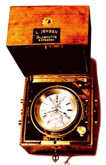 Sog. Jacht- bzw. Torpedobootchronometer[4]