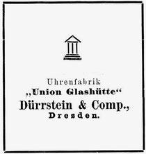 Bekanntmachung in der Deutschen Uhrmacher-Zeitung 1896