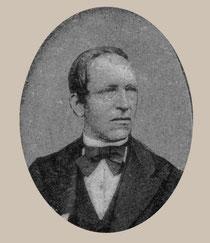 Georg Heinrich Lindemann (2. Mai 1821* - 29.März 1885†)