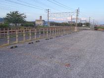 JR垂井駅南駐車場整備