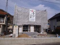 三田洞自動車学校付近