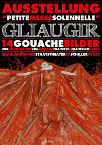 Ausstellungs-Plakat