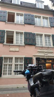 Am Beethovenhaus