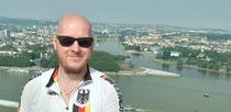 Über Koblenz