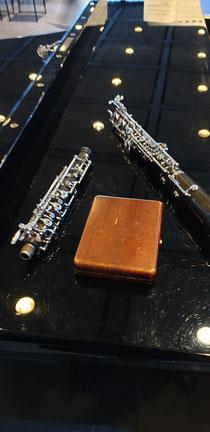 4.Advent - Barockmusik im Gottesdienst mit Oboe und Streichensemble