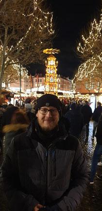 Weihnachtsmarkt in Mainz