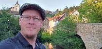 Spaziergänger in Lauterecken