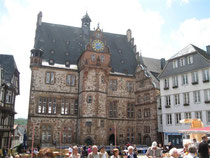 Altes Rathaus in Marburg