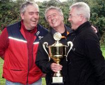 Rolf, Gunter und Matthias