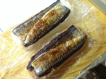 サンマの押し寿司