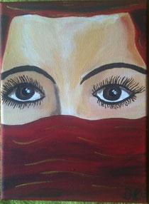Orientalische Frau 07/2012