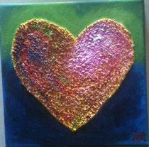 Colourful Heart 07/2012
