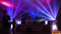 TOP SOUND u. stylischer Lichtaufbau mit DJ Marcus