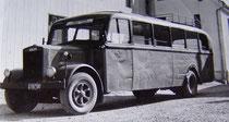Einziger Bus 1945