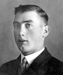Firmegründer Paul Gromer 1928