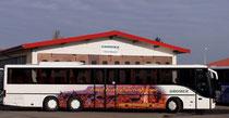 Überland-Reisebusse 50-, 60,- 65-Sitzplätze