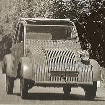 2 CV prototype de 1938