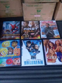 Películas, Movies.