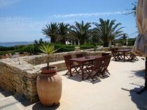 Gartensitzplatz Ta Cenc, Gozo