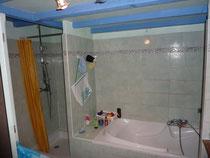 La Baignoire et la douche