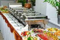 Location Chafing dish