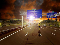 application sos autoroute