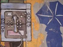 Graffiti en Guatemala