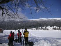 skitour Jura