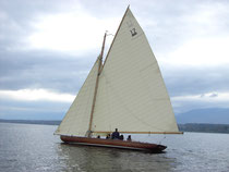 Phoebus II on lake Geneva