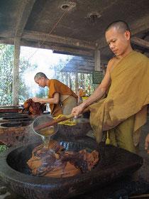 Sangha ist die Gemeinschaft der Praktizierenden
