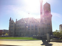 Beautiful Courthouse in Scranton, PA