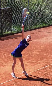 Perfekter Start in die Saison - Miriam Landerl & Co. spielten gegen Schlierbach groß auf