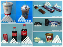 知らない大変なことになる「砂糖の量」!