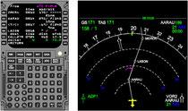 1.3 - MCDU e Navigation Display