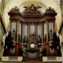 Le Grand Orgue de Saint-Sulpice