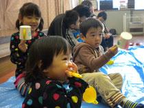 徳島大学 歯学部 歯みがき教室 板東ゆたか保育園