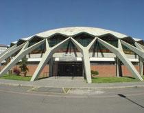 Il Palazzetto dello Sport, Roma -  Wikimedia (CC)