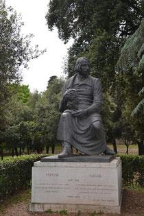 Monumento a Villa Borghese