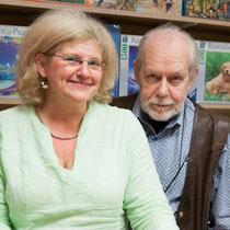 Annicke et Christian Meurant