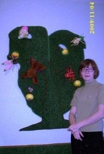 Оксана Ефремова. Театр-студия для детей. Коврик-дерево