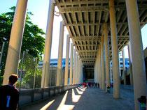 Maracanä - eine eigene Stadt