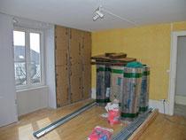 Rénovation du logement de la Poste