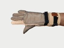 Mensurhandschuh - Blank